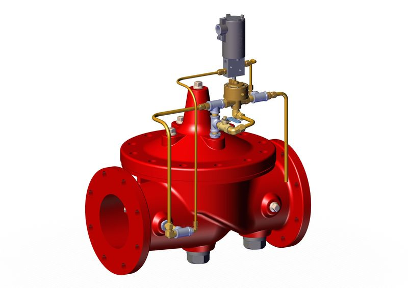 Cla Val Deluge Fire Protection Valves Fire Protection Valve