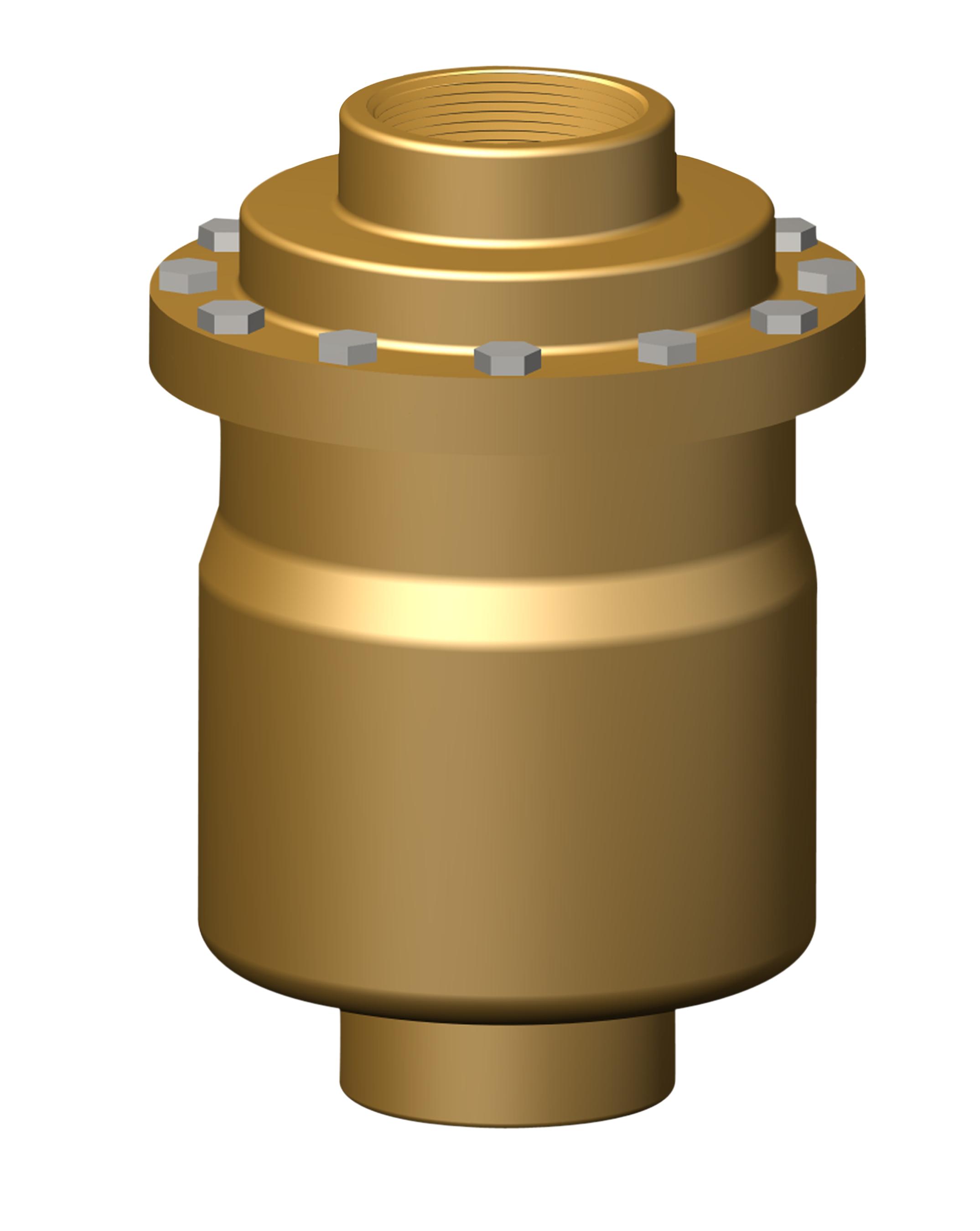 Air release valves vaccum break