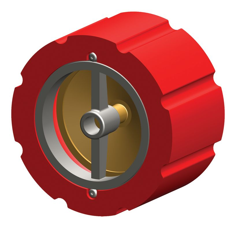 Wafer Check Valves For Industrial Fire Protection Systems