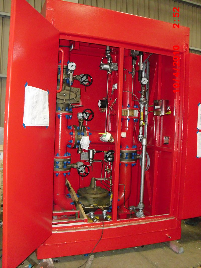 Fire Protection Skids Fire Protection Enclosures